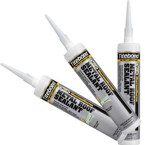 titebond sealant tubes