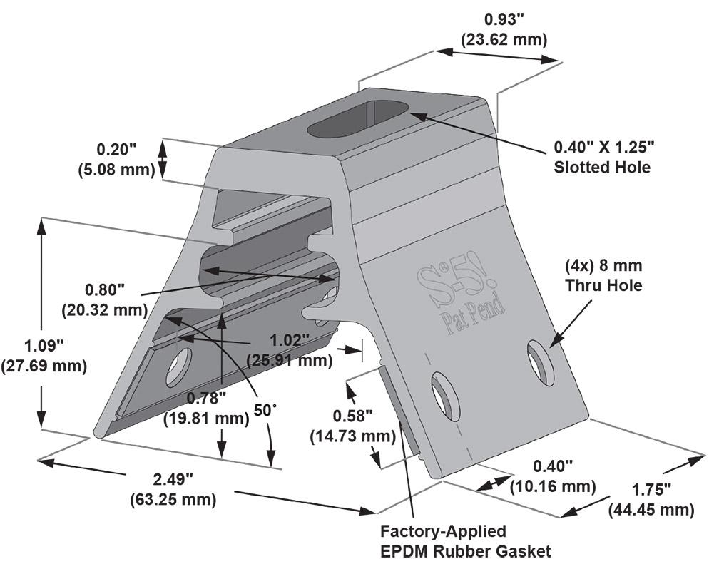 Ribbracket-diagram